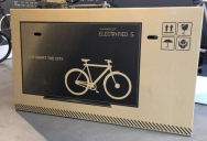 Dutch Bike Company Puts TV on Packaging, Reduces Shipping Damage 80%