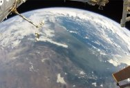 I Have No Words for This Astronaut POV of an ISS Spacewalk