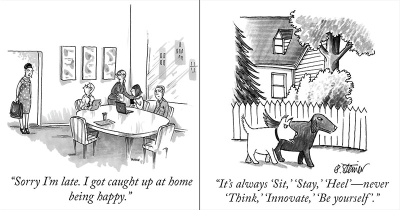 29 Perfect Reasons To Love New Yorker Cartoons Twistedsifter