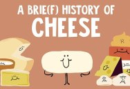 This Brie(f) History of Cheese by TED-Ed is a Must For Cheese Lovers!