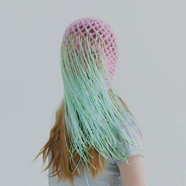 crochet masks by threadstories 1 Artist Crochets Balaclavas, Then Turns Them Into Wild Masks With Yarn