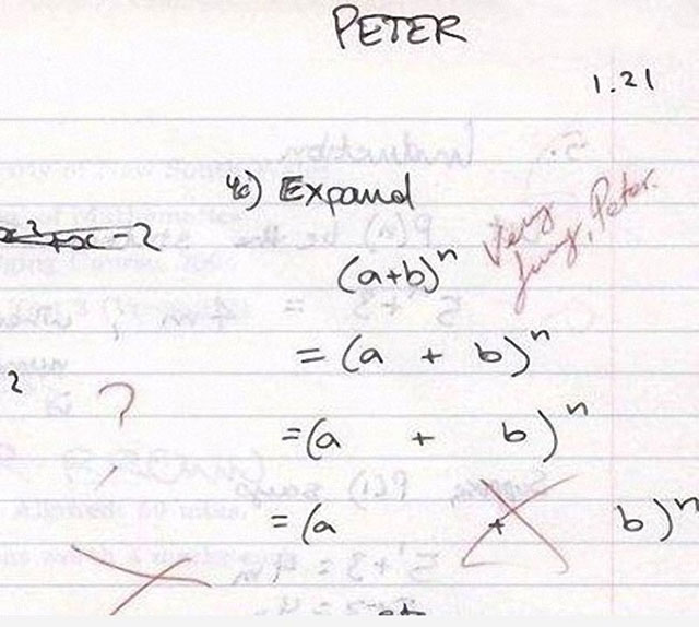 funny witty cheeky test answers 9 25 Inspired Test Answers That Show The Kids Are Going To Be Alright