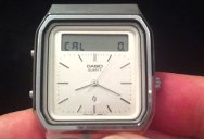 This Touchscreen Watch from 1984 is Amazing