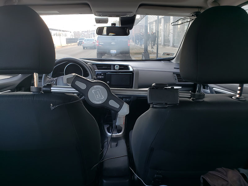 uber driver puts in gaming console for riders 2 Best Uber Ever? Driver Installs Gaming Console for Riders