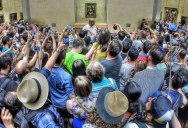 Mona Lisa Breaks the Internet (A Social Media Short Film)