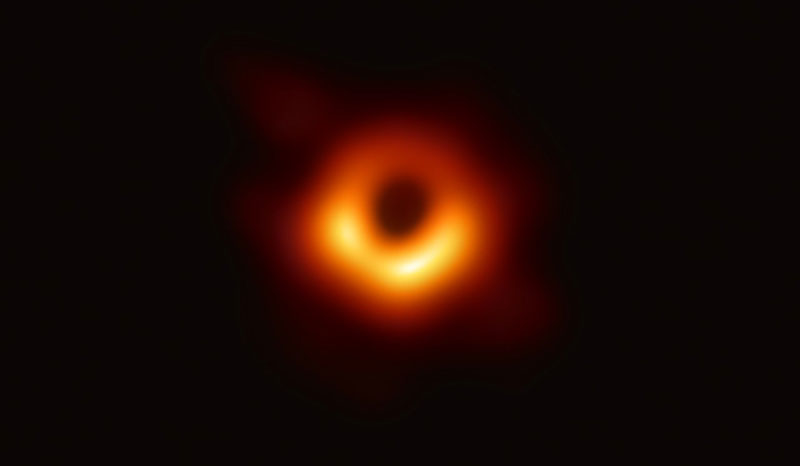 black hole first real photo 5 The Incredible Teamwork Behind the First Ever Image of a Black Hole