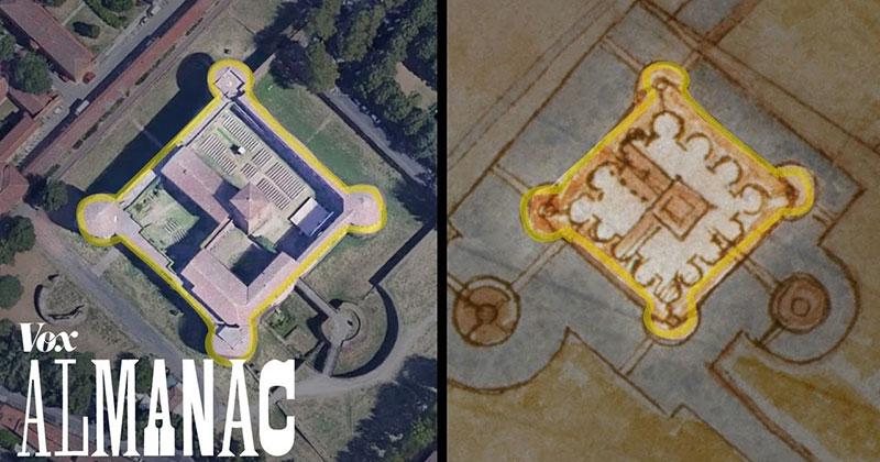 How Leonardo da Vinci Made a Google Map in 1502