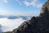 Running Ridges With Kilian Jornet