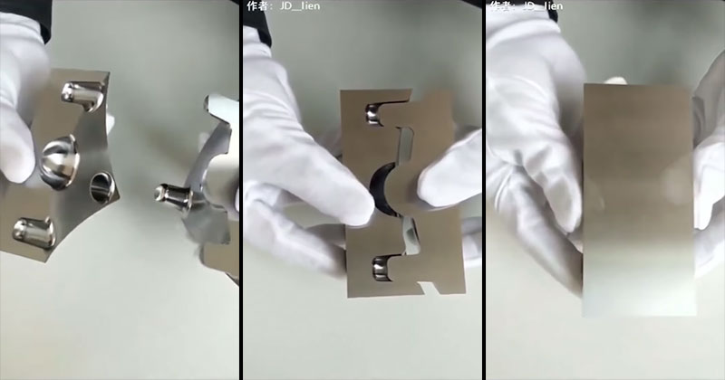 A Highly Satisfying Compilation of Seamless Metal Machining