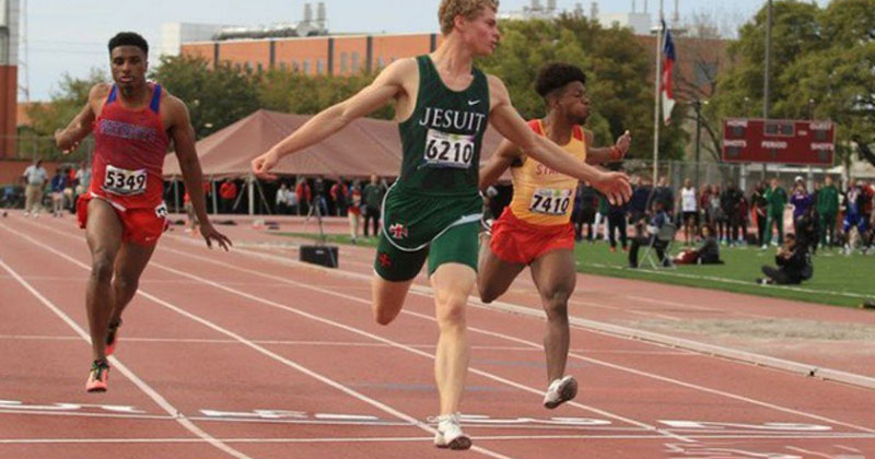 Matthew Boling Runs Fastest High School 100m Dash Ever at 9.98s