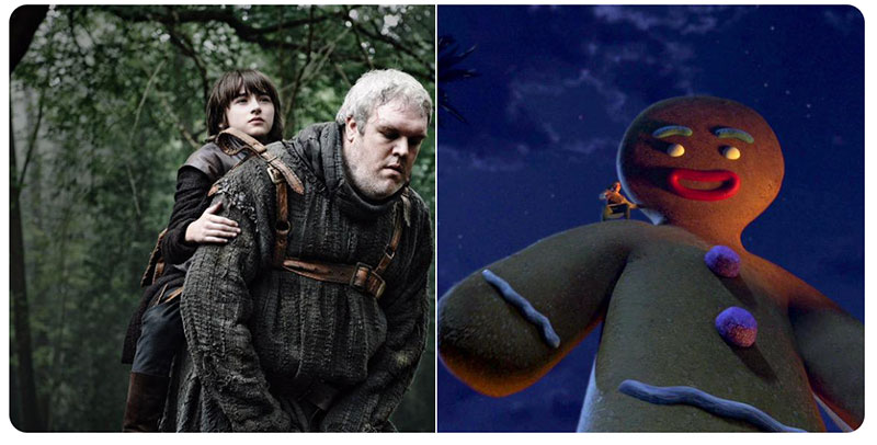game of thrones is live action shrek 10 Game of Thrones is Just Live Action Shrek (11 Comparisons)