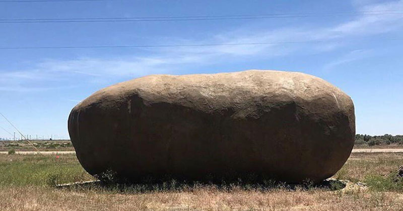 Breaking: You Can Finally Spend a Night Inside a Giant Potato