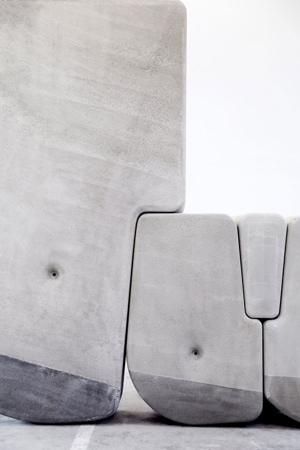 moveable concrete blocks by matter design 11 Moving Giant Concrete Blocks With Just Your Hands