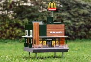 The Sweet Reason Behind the World's Smallest McDonald's Restaurant
