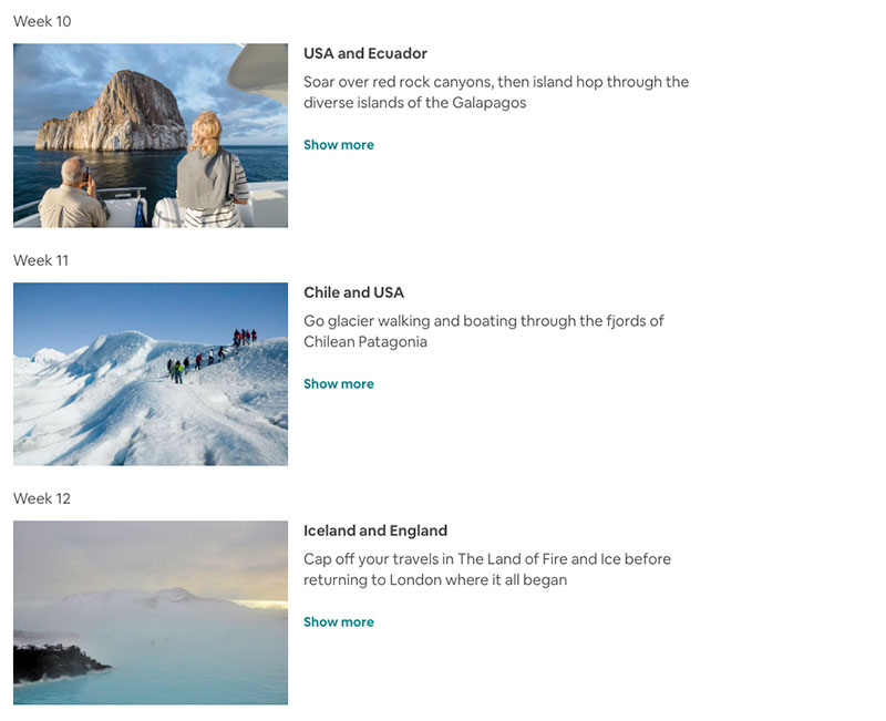 airbnb around the world in 80 days trip 4 Airbnb Is Offering an Around the World in 80 Days Trip of a Lifetime