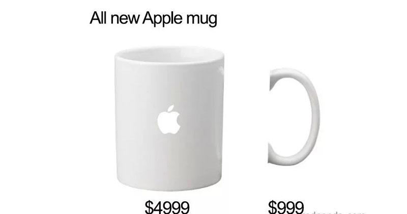 apple mug funny meme The Shirk Report   Volume 529