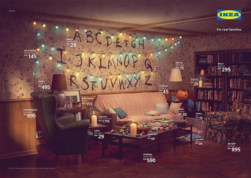 famous tv living rooms recreated with ikea furniture 4 Famous TV Living Rooms Recreated Entirely With Ikea Furniture