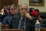 Jon Stewart's Incredible Speech to Congress on Behalf of 9/11 First Responders