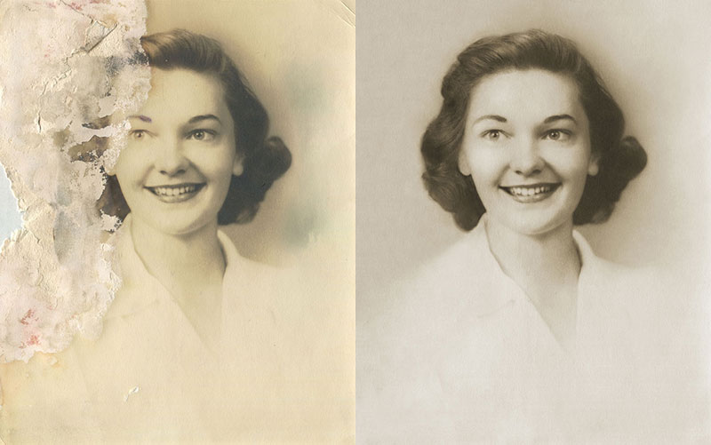 these artists restore old damaged photos and the results are incredible 11 These Artists Restore Old Damaged Photos and the Results are Incredible