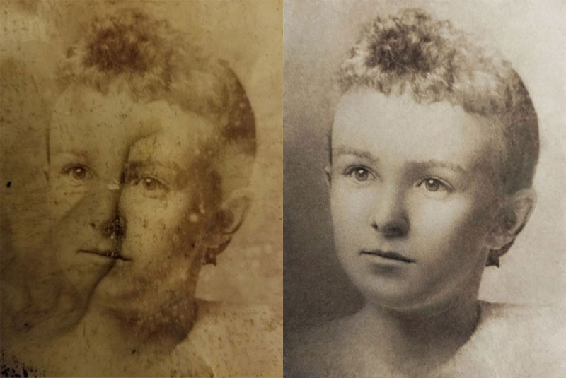these artists restore old damaged photos and the results are incredible 12 These Artists Restore Old Damaged Photos and the Results are Incredible