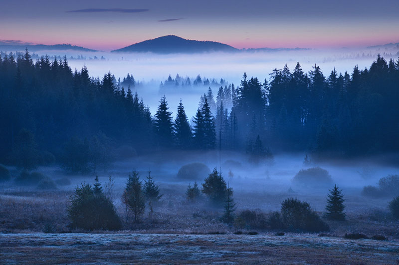 the blue border by kilian schonberger 5 The Blue Hour by Kilian Schoenberger (12 Photos)