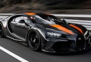 New Bugatti Chiron Breaks 300 mph Barrier