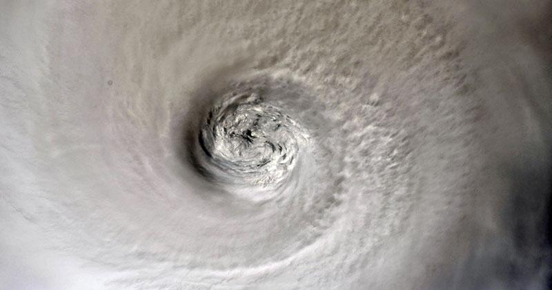 Hurricane Dorian Looks Menacing from Space (10 Photos)