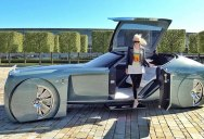 Rolls Royce's Self-Driving Concept Car is a Wild and Crazy Vision of the Future