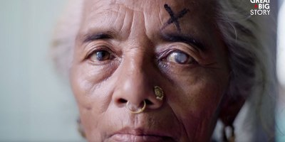 This Surgeon Has Restored Sight to 130,000 of Nepal's Blind
