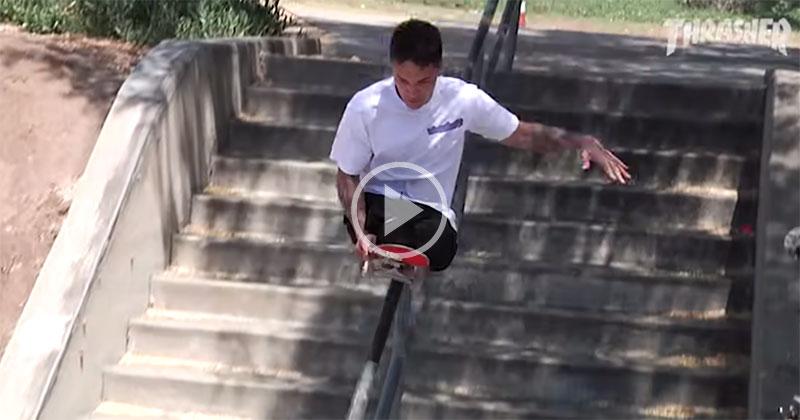 Felipe Nunes, the Double Amputee Pushing the Boundaries of Skateboarding