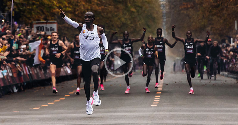 How Eliud Kipchoge Ran a Sub 2 Hour Marathon