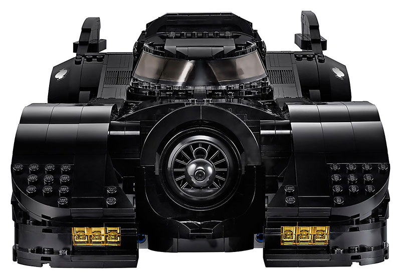 lego unveils 30th anniversary edition of tim burton 1989 batmobile 1 LEGO Unveils 30th Anniversary Edition of Tim Burtons 1989 Batmobile