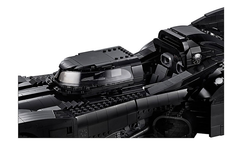 lego unveils 30th anniversary edition of tim burton 1989 batmobile 11 LEGO Unveils 30th Anniversary Edition of Tim Burtons 1989 Batmobile