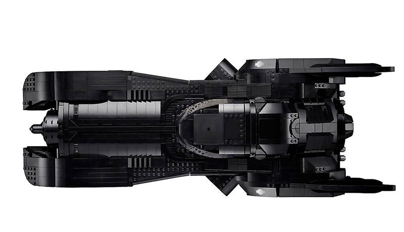 lego unveils 30th anniversary edition of tim burton 1989 batmobile 9 LEGO Unveils 30th Anniversary Edition of Tim Burtons 1989 Batmobile