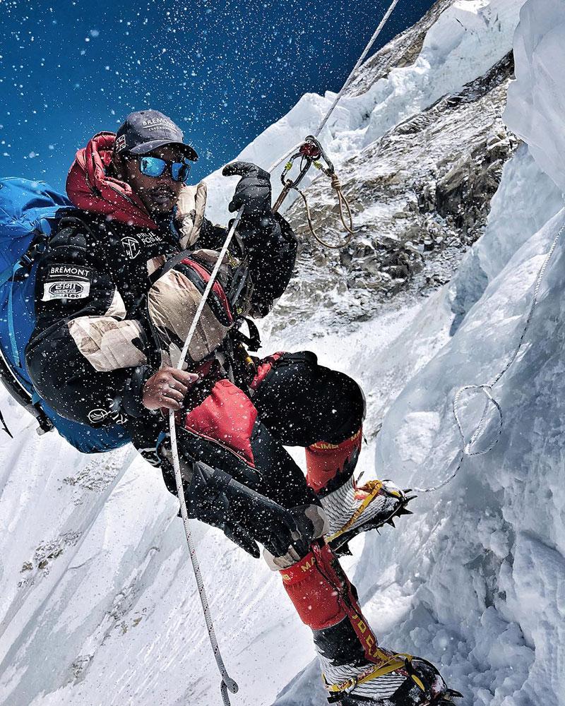nirmal purja summits all 14 eight thousanders in record 6 months 8 Nirmal Purja Summits All 14 Eight Thousanders in Record 6 Months