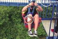 There's a Ride in Denmark Where They Just Toss You Off a 100 ft Tower