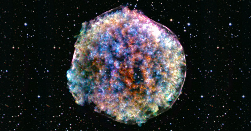 The Death of a Star: Tycho Supernova