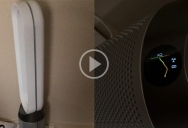 Guy Farts Into Dyson Air Purifier and It Gets Flagged as a Volatile Organic Compound (VOC)