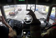 This is What Driving Through Traffic in an Emergency Looks Like