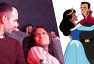 Guy Reanimates Sleeping Beauty for Epic Move Theater Proposal