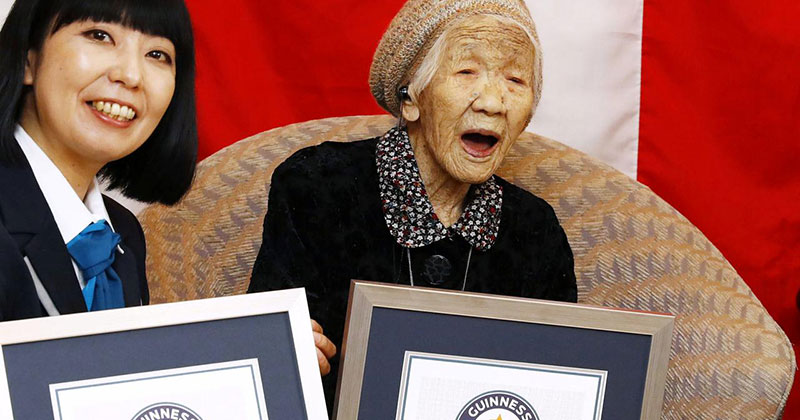 World's Oldest Living Person Celebrates Her 117th Birthday