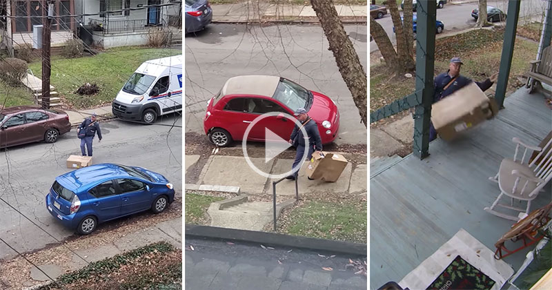 This Might Be the Worst Delivery Attempt of All Time