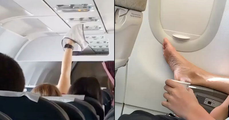 21 People That Will Absolutely Ruin Your Flight