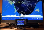 Guy Makes Contact with the ISS Using a Ham Radio and Talks with an Astronaut