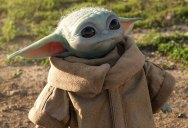 I Need this Life-Size Baby Yoda Figure in My Life (11 Photos)