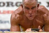 62 Year Old Marine Sets World Record, Holds Plank for OVER 8 HOURS