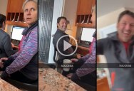 Dad Overcome with Pride as Daughter Delivers Perfect Dad Joke