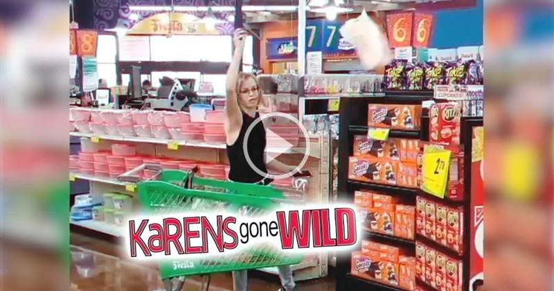 Someone Made a 'Karens Gone Wild' 90s Late Night Commercial and It's Amazing