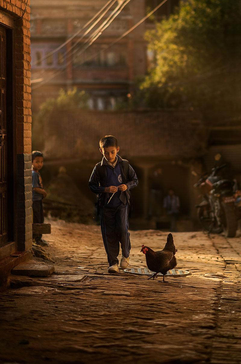 kathmandu street photography by ashraful arefin 14 The Lighting in this Kathmandu Street Photography Series is Beautiful