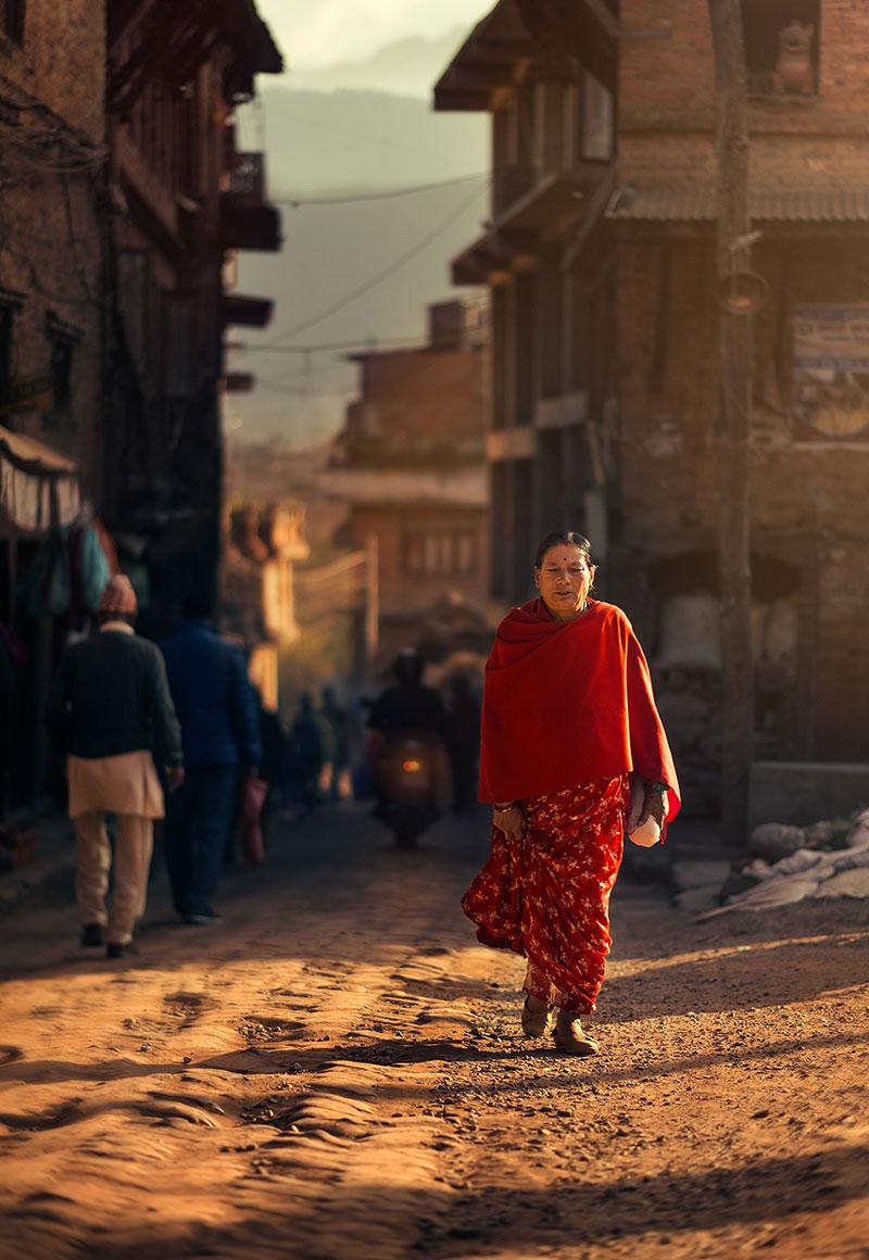 kathmandu street photography by ashraful arefin 16 The Lighting in this Kathmandu Street Photography Series is Beautiful